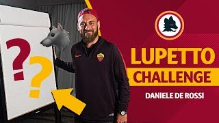 Speed Drawing Challenge: Can Daniele De Rossi sketch the Lupetto?