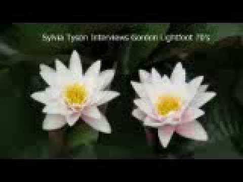 Gordon Lightfoot Interviewed by Sylvia Tyson  70's