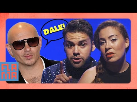 Pitbull - Hotel Room Service || Dramatic Reading