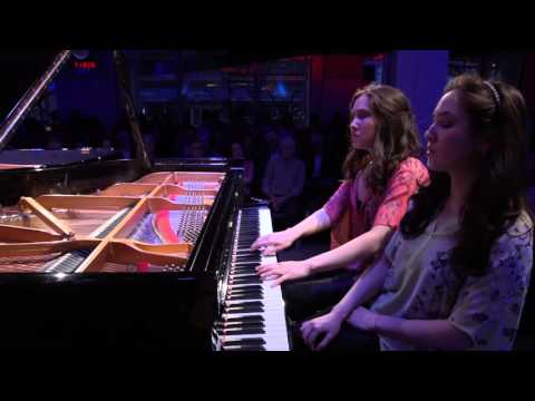 The Naughton Sisters play Mendelssohn Opus 92