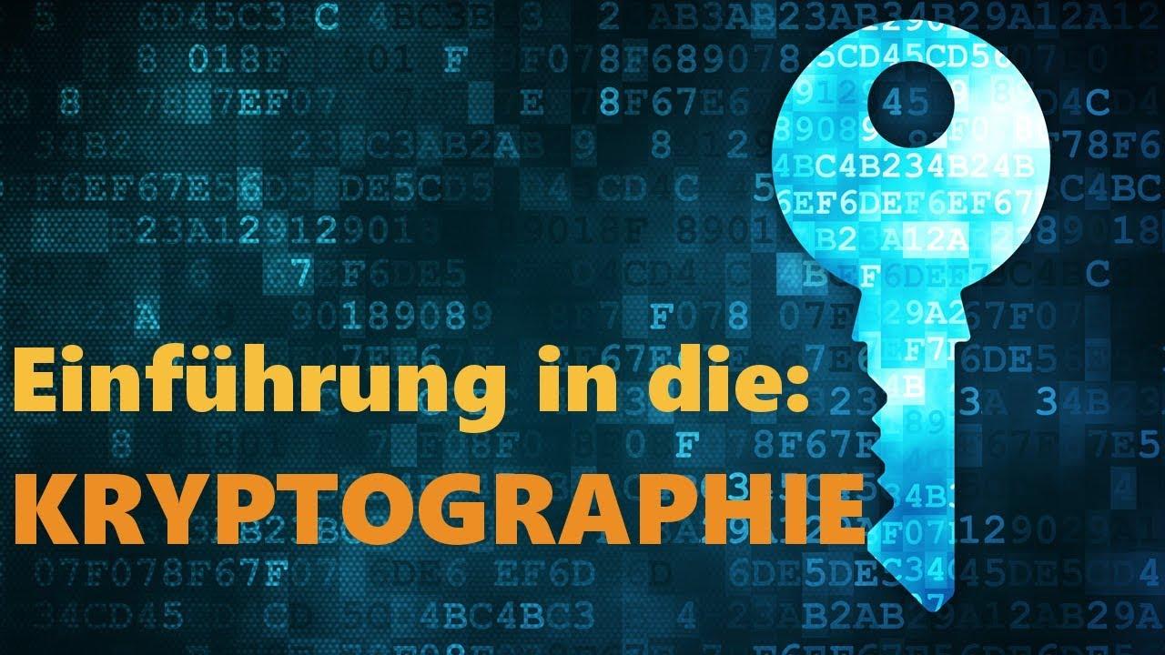 Kryptographie (8): Strom Chiffre und Zufallsverfahren - YouTube