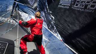 Domestic bliss can be shortlived! | Volvo Ocean Race 2011-12