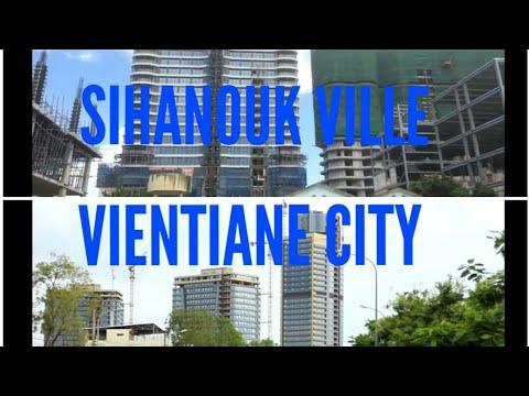 Sihanouk Ville (Cambodia) vs (Laos) Vientiane City