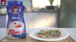 Quick Oats Omelette Recipe: Oats Omelette | Quaker Oats