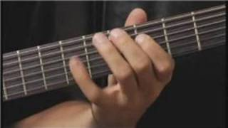 Playing F Minor Flat 6 in 1st Inversion Arpeggios on Guitar : How to Play Guitar Arpeggios 9