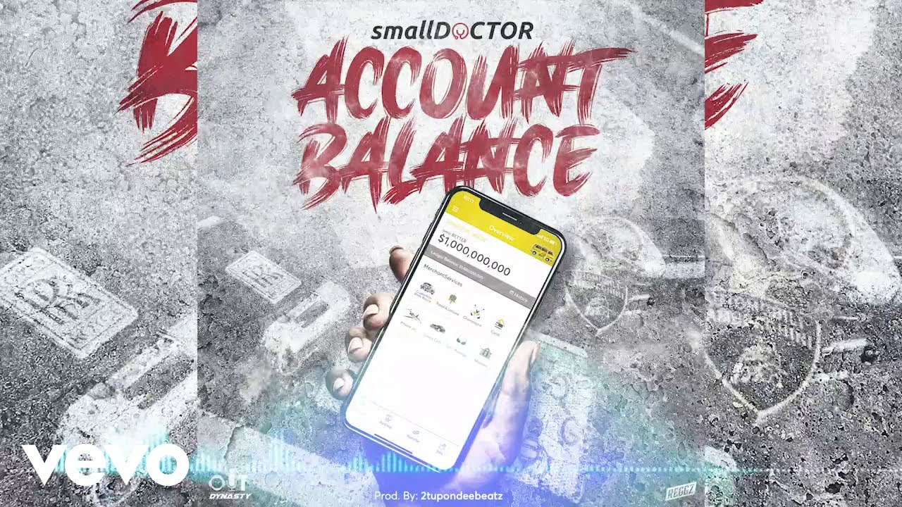 Download small DOCTOR - ACCOUNT BALANCE (OFFICIAL AUDIO)