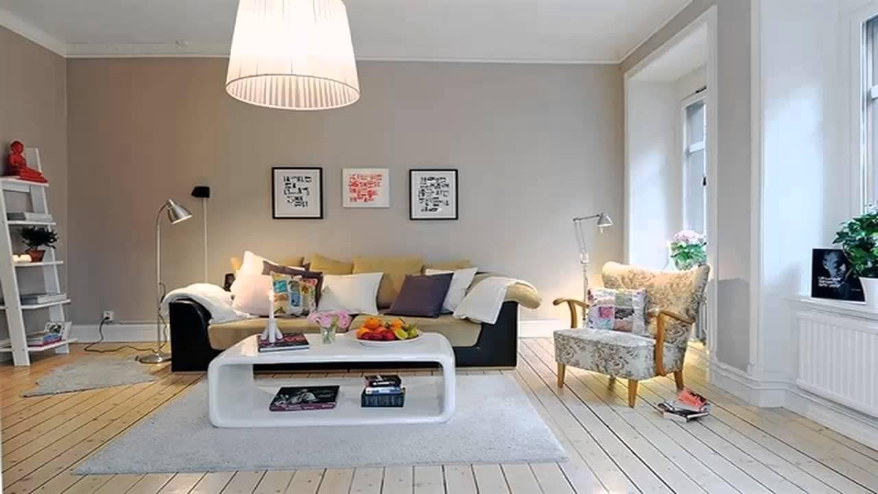 غرف جلوس بالوان متناسقه - YouTube