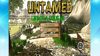 [Animal Game] Untamed: Life of a Cougar - So much sex I starved to death.. (Part 1)
