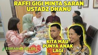 Mau Punya Anak Lagi, Raffi Gigi Minta Saran Ustadz Dhanu - Rumah Seleb (14/10) PART 5