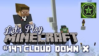 Let's Play Minecraft: Ep. 147 - Cloud Down X