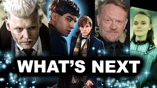 Fantastic Beasts 2 Sequel - Beyond The Trailer