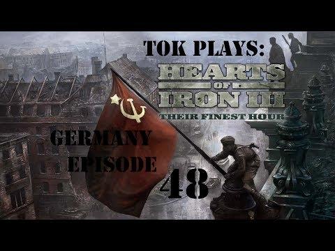 Tok plays HoI3 - Germany ep. 48 - Riga, Latvia
