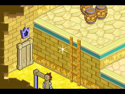 Game Boy Advance Longplay [027] Kingdom Hearts: Chain of Memories (Sora: Part 1 of 9)
