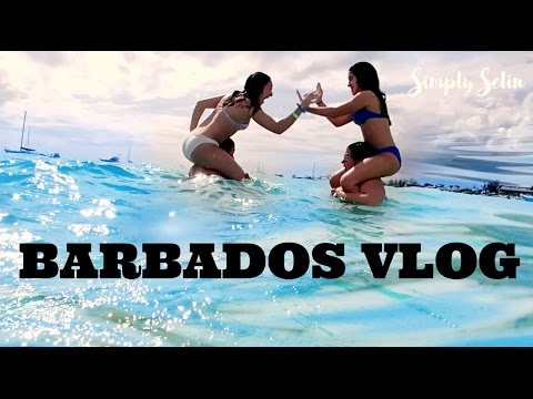 DAYS TWO & THREE IN BARBADOS VLOG!!!!