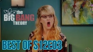 The Big Bang theory s12e03 best and funniest moments