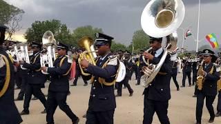 Ethiopian Police Band 2015 - Gambella