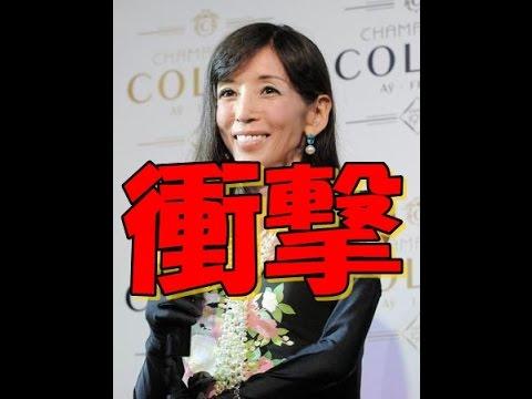 川島なお美 激ヤセ 闘病中の彼女に起こったまさかの悲劇