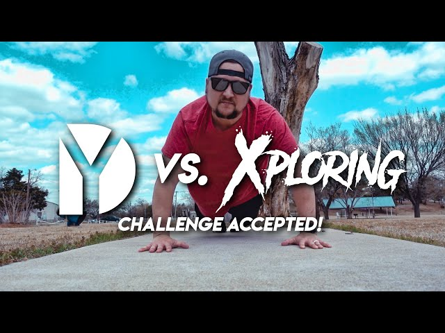 Challenge Accepted! / Called out by a YouTuber