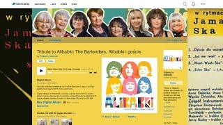 Tribute to Alibabki na bandcamp.com