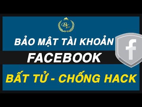 làm thế nào để không bị hack nick facebook - Không Sợ Bị Mất Nick Facebook với Bảo Mật 2 Lớp Facebook
