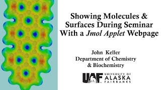 Jmol Applet Molecules for Powerpoint
