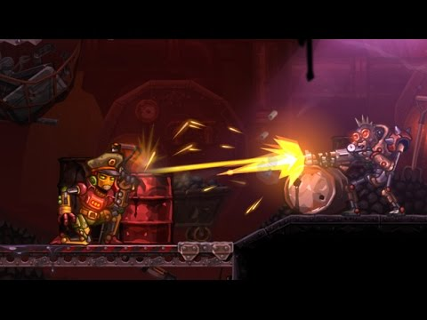 SteamWorld Heist 5 minutes of the game |