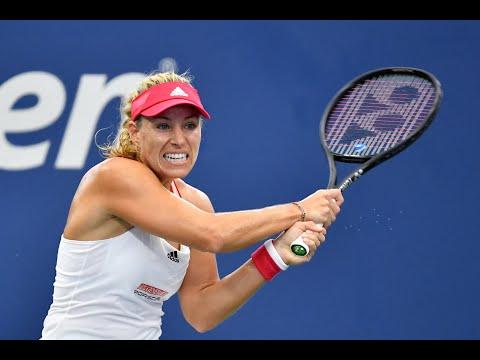 Angelique Kerber Vs Anna-Lena Friedsam | US Open 2020 Round 2