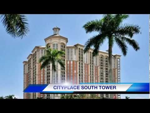 CITYPLACE SOUTH TOWER WEST PALM BEACH CONDOS FOR SALE