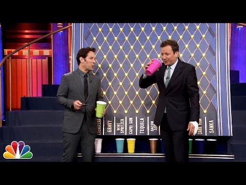 Drinko with Paul Rudd