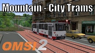 OMSI 2 - Trams - K-Bergbahn - Installation, Tutorial and Gameplay