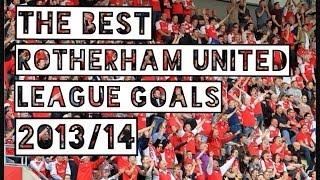 Rotherham United Best Goals-2013/14 Season