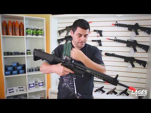 Review Rifles Airsoft CYMA - Começando no Airsoft