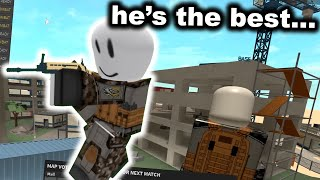 the best roblox hacker i ever met in my life