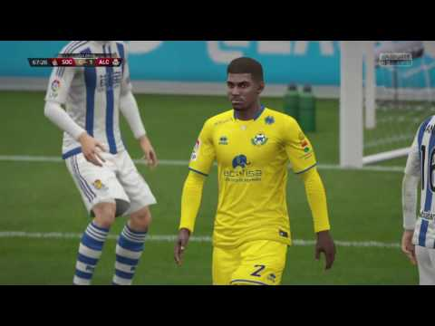 Fifa 16 Careers: Real Madrid got Raped