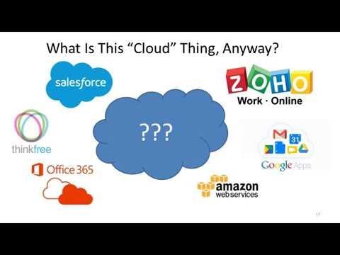 Webinar - Office Productivity in the Cloud- 2016-08-18