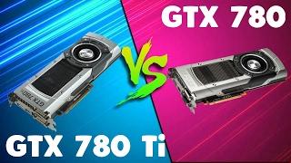 GTX 780 Ti vs GTX 780 Comparison
