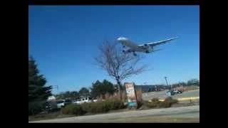 Plane Spotting at Toronto Pearson International Airport (Runway 23 YYZ)