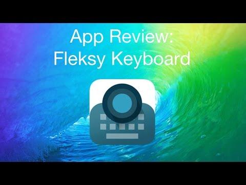 App Review: Fleksy