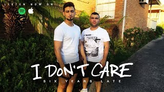 """Baixar Ed Sheeran & Justin Bieber - """"I Don't Care"""" (Rock cover by Six Years Late)"""