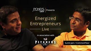 tvf energized entrepreneurs live   s01e03 ft sumit jain