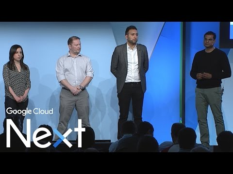 Transform customer service with machine learning (Google Cloud Next '17)