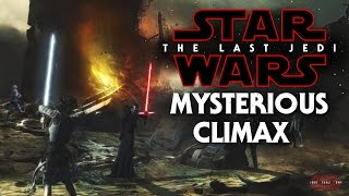 Star Wars The Last Jedi Mysterious Climax & Transition To Star Wars Episode 9