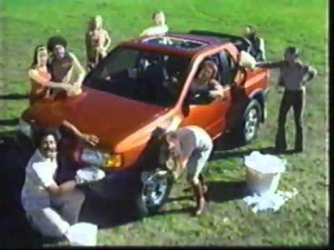 Junkyard Find: 1993 Isuzu Amigo - The Truth About Cars
