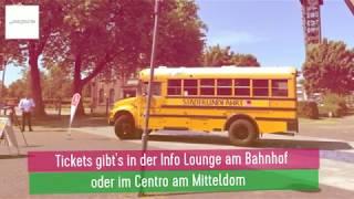 Florida Exclusiv Car Oberhausen - Sight Seeing mit US School Bus