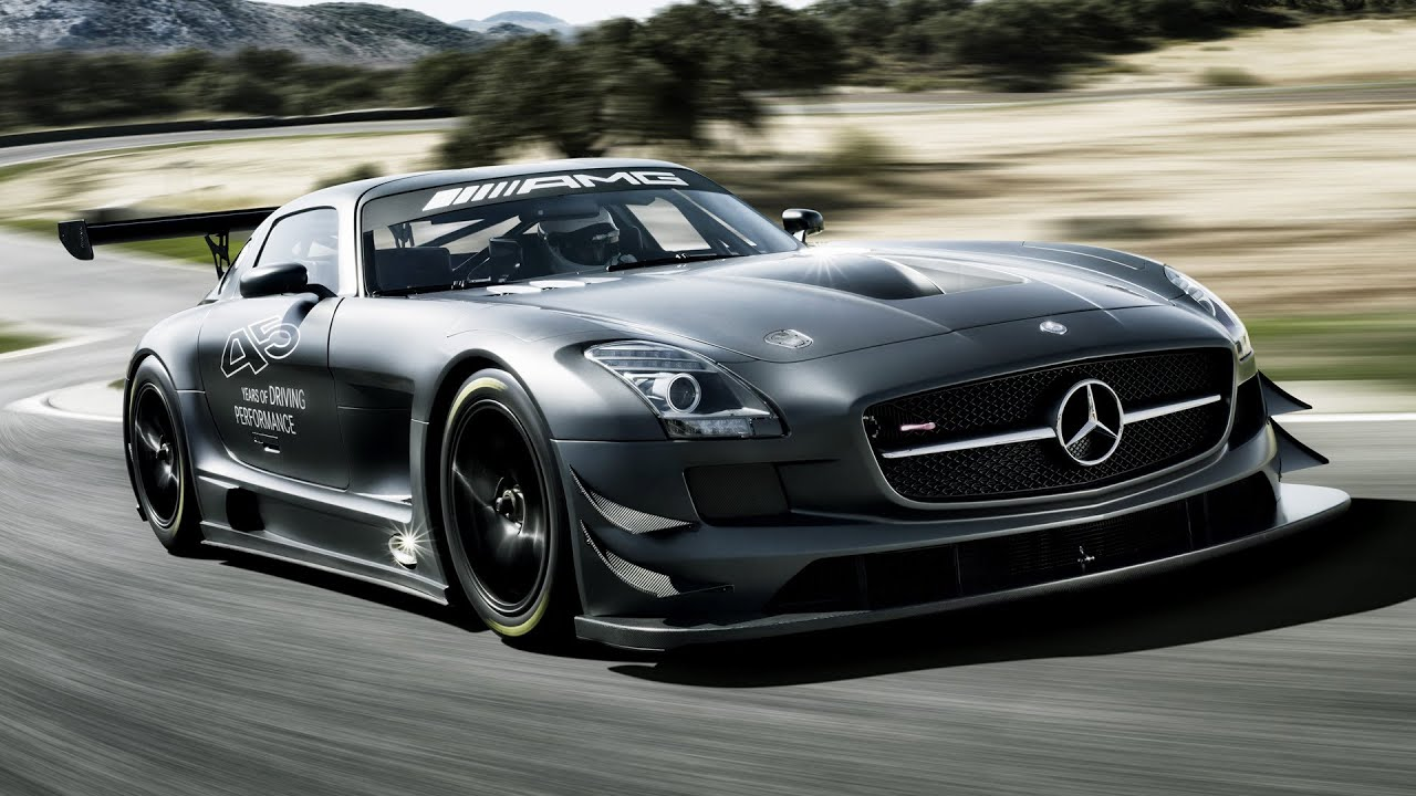 Let´s Play City Car driving #01 Mercedes-Benz SLS AMG [60fps] - YouTube
