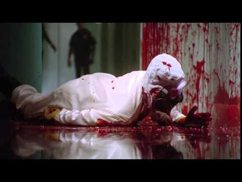 Dexter 1x10 Seeing RedBloodbath in Room 103  Blood room scene