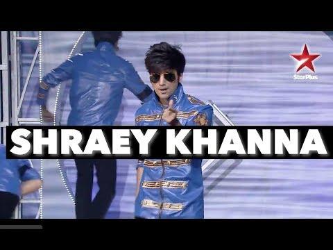 Shraey Khanna | World Dance Day 2017 | Star Plus