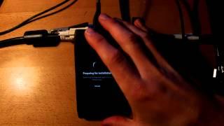 Jolla Sailfish Installation on Nokia N9/N950 Step-by-Step Tutorial for Linux