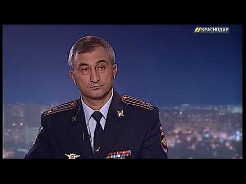 Петр Шевелев, начальник Краснодарского ЛУ МВД России на транспорте