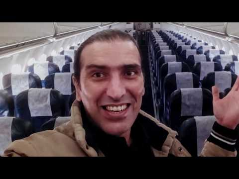 How to defy gravity - Magic on an Airplane
